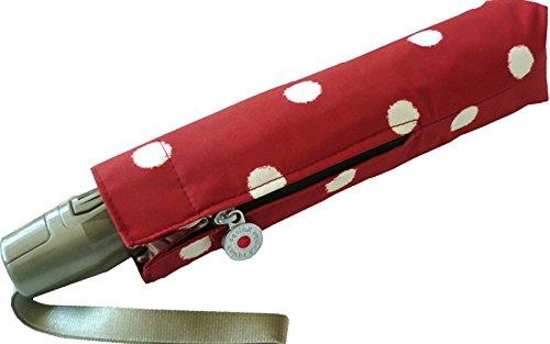 knirps-fiber-t2-duomatic-dot-art-red