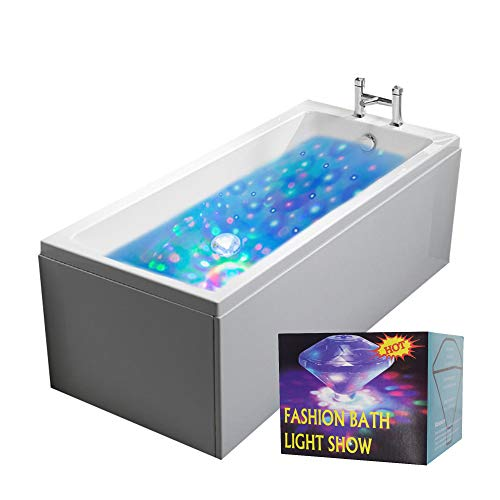 mikamax - Unterwasserlichtshow - Underwater Light show - LED - Verschiedene Lichteffekte - Waterproof