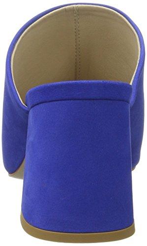 Bronx BX 1254 Bjaggerx, Sandales Compensées Femme Blau (Blue)