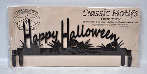 Classic Motive 30,5cm Happy Halloween Header Craft Halterung