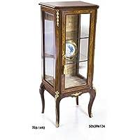 Comparador de precios Casa-Padrino Baroque Display 50 x 39 x H. 124 cm - Display Cabinet - Living Room Cabinet - precios baratos