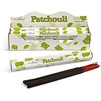 Stamford Patchouli 37103 Räucherstäbchen, 6 Tüten à 20 Stück preisvergleich bei billige-tabletten.eu
