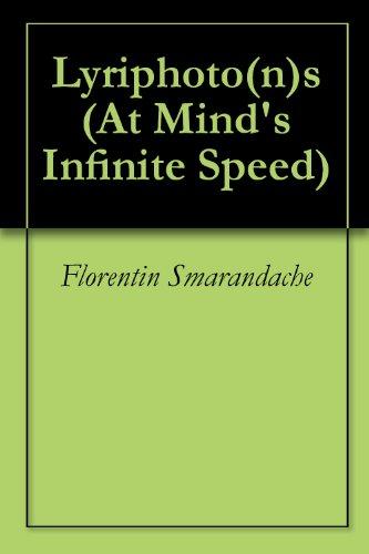 Florentina Sammlung (Lyriphoto(n)s (At Mind's Infinite Speed) (English Edition))