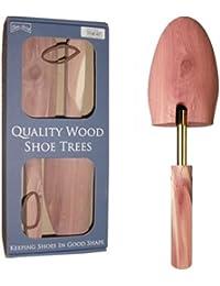 Cedar Wood Shoe Tree Spring Loaded