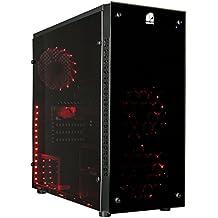 NITROPC - PC Gamer VX *REBAJAS DE ABRIL* (CPU Quad-core 4 x 3,80Ghz, T. Gráfica R7 560 4GB GDDR5, Hdd 1TB, Ram 16GB, Windows 10 de 64 bits preliminar) + WIFI de regalo. pc gamer, pc gaming, pc para juegos, ordenador juegos
