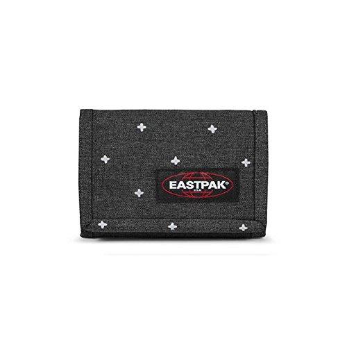 Eastpak Crew Geldbeutel Geldbörse White Crosses (Cross-geldbörse)