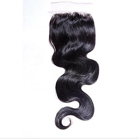 Meydlee AccessoriPosticci Indiano Raw umano capelli corpo