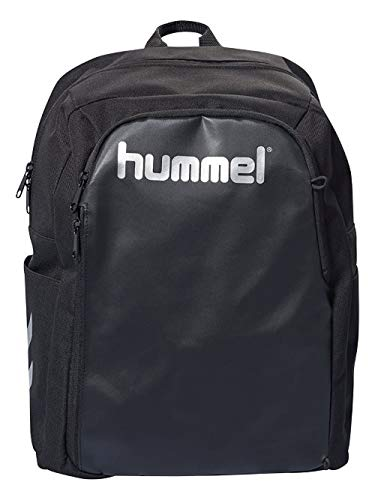 hummel Authentic Charge Ball Rucksack, Black, One Size