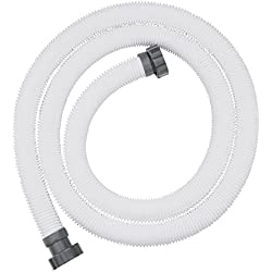 Bestway - Tuyau diamètre 38 cm longueur 3 m pour pompes de filtration de piscines hors sol