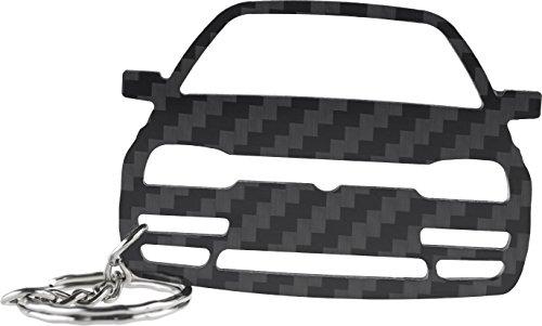 ACF VW echt Carbon Tuning Schlüsselanhänger (Golf 3)