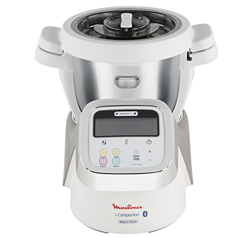 Moulinex i-Companion HF900110 - Robot de cocina