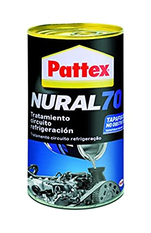 Pattex Nural 70–tapafugas pour radiateurs,