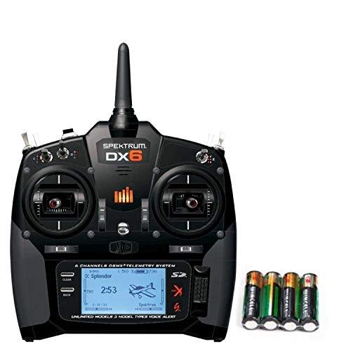 Spektrum DX6 Hand-Fernsteuerung 2,4 GHz Anzahl Kanäle: 6 -