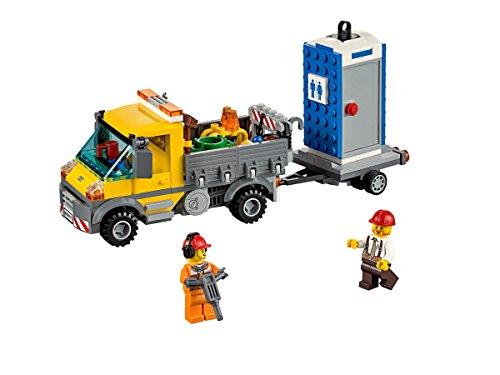 LEGO 60073 City Baustellentruck