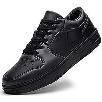 Eagsouni Mens Walking Shoes Low Top Skateboarding Fashion Sneaker Flats Tennis Athletic Basketball Shoes