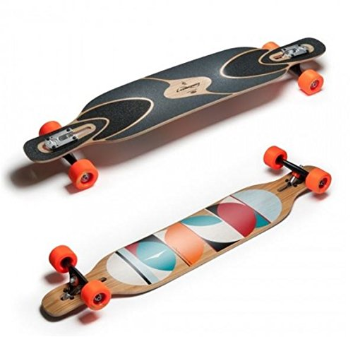 Loaded Longboard Dervish Sama Premounted - 1 Flex Dervish Sama