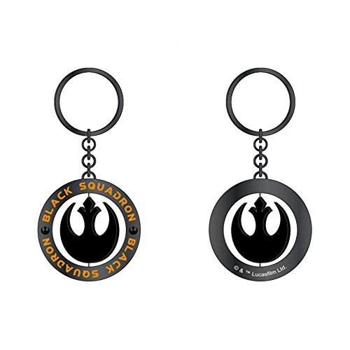 Star Wars Black Squadron Rebel Spinner Logo Porte-Clés