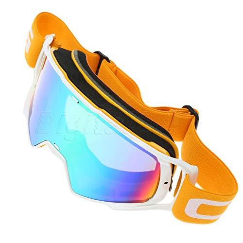 Leichte Motocrossbrille Motorrad Dirt Bike Brille Off Road Racing Sportbrille Ski Surfen Snowboard Winddicht Brillen -