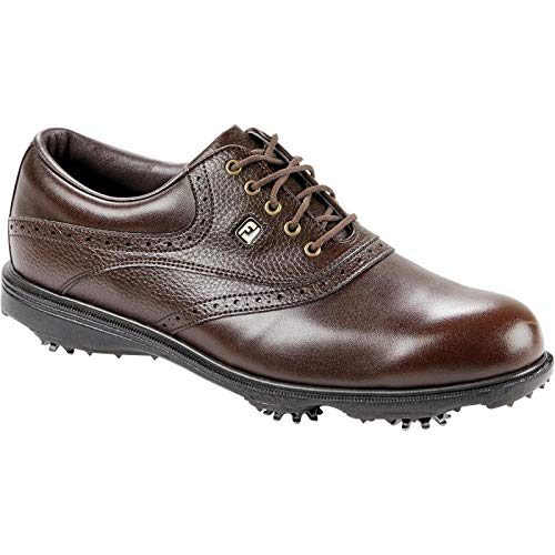 Foot Joy Hydrolite 2.0, Chaussures de Golf Homme, Marron (Marrón 50033m), 9 UK