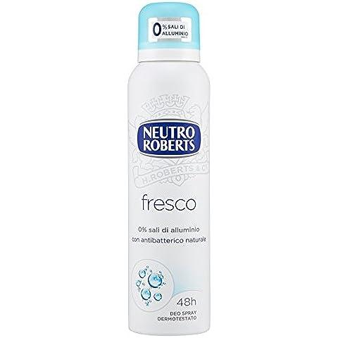 Roberts Deodorante Spray Fresco - 150