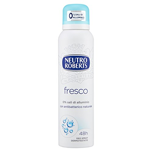 Roberts Deo Spray Fresco Ml.150