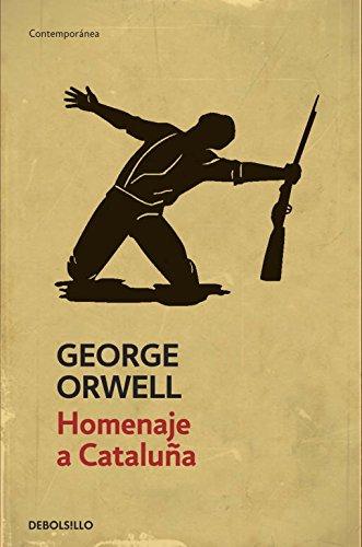 Homenaje a Cataluña (CONTEMPORANEA) por George Orwell