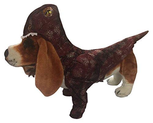 Kostüm Halloween Raptor (Animal Planet Halloween Dog Pet Costume Raptor)