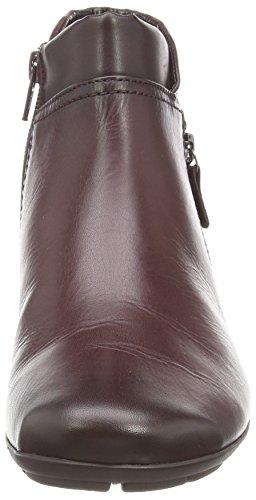 Gabor - Emilia, Stivali da donna Rosso (dark Red Leather)