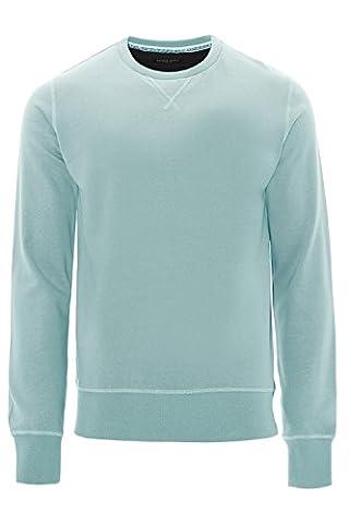 Brave Soul - Sweat-shirt - Pull - Homme bleu bleu Small - bleu - X-Large