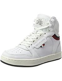 Tommy Hilfiger Unisex-Kinder H3285oxton Jr 4a Sneaker