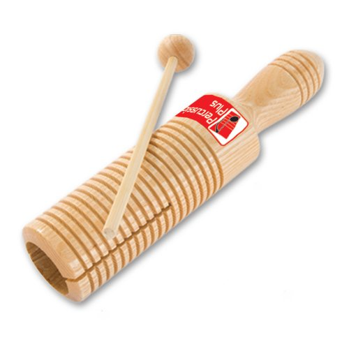 Percussion Plus Single Wooden Agogo