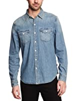 Levi's Truckee Western - Chemise habillée - Taille normale - Manches longues - Homme