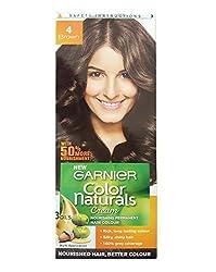 Garnier Color Naturals Regular Pack, Brown (70ml+40g)