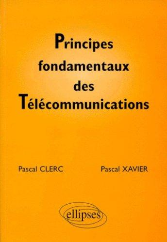 Principes fondamentaux des télécommunications
