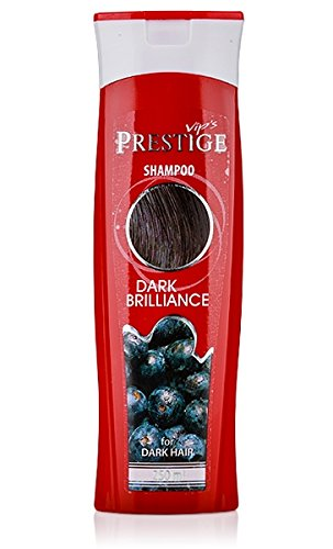 Vip`s prestige Shampoo für dunkles Haar (Schwarze Haare, Shampoo)