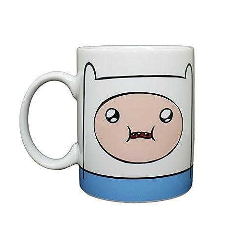 Adventure Time Official Finn Gift Boxed Mug
