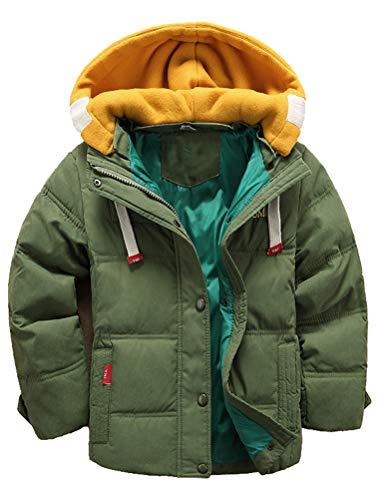 Odziezet Abrigo Invierno Bebés Niños Niñas de Plumas Abajo Chaqueta Nieve con Capucha Abrigos Ropa...