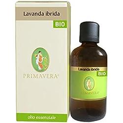 Flora Olio Essenziale di Lavanda Ibrida - 100 ml