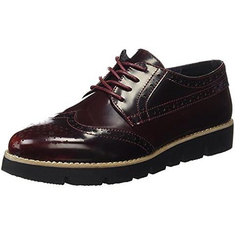 Mariamare 61267 - Zapatos de cordones Oxford para mujer