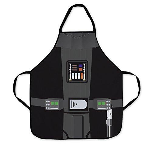 Original STAR WARS Koch- & Grillschürze im coolen Darth Vader Style
