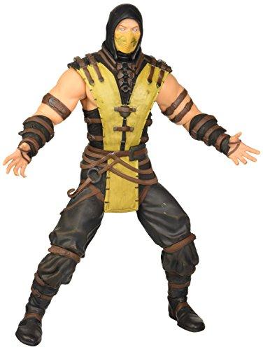 Figura Mortal Kombat X Scorpion 30 Cm
