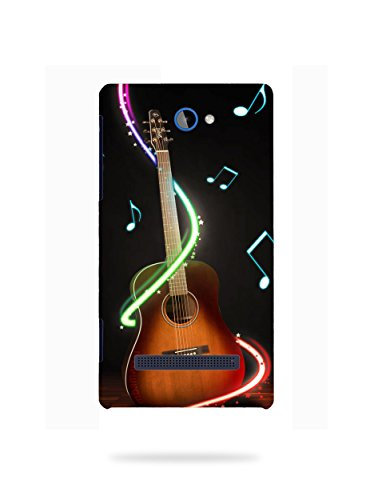 HTC 8S Printed Mobile Back Cover (MLC002) / Printed Back Cover For HTC 8S  available at amazon for Rs.199