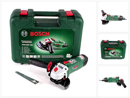 Bosch bricolage-06033A2707-PWS Universal + 125(850W-125Meuleuse d'angle