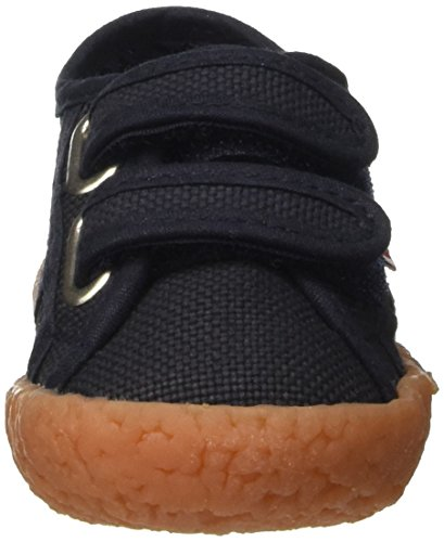 Superga  2750-naked Covj, Sneakers basses Unisexe - enfant Blu (Navy)