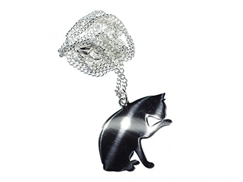 CAT Collier Miniblings Boucle d
