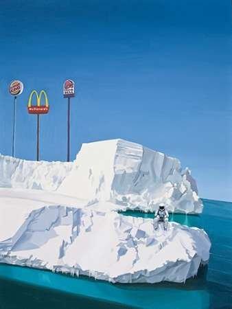 el-iceberg-por-parte-superior-diseno-de-fine-art-arte-18-x-24