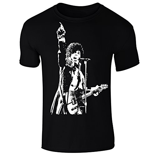 Mens Prince Iconic Rock Pop T-shirt , choice of colours