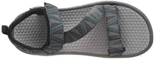 Columbia Wave Train, Sandali da Arrampicata Uomo Grigio (Graphite, White)
