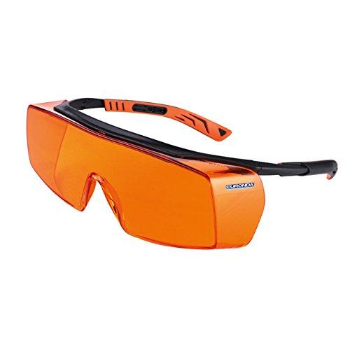MONOART Schutzbrille CUBE ORANGE