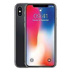 Apple iPhone X, 5,8 Zoll Display, 64 GB, Space Grau